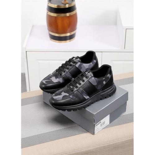 Prada Casual Shoes For Men #819760