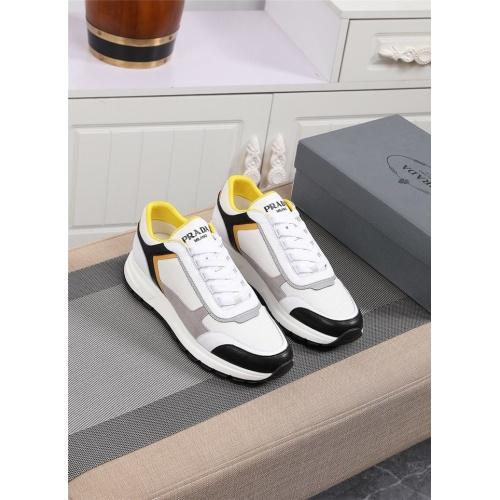 Prada Casual Shoes For Men #819762