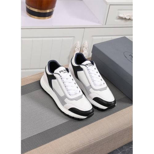 Prada Casual Shoes For Men #819763