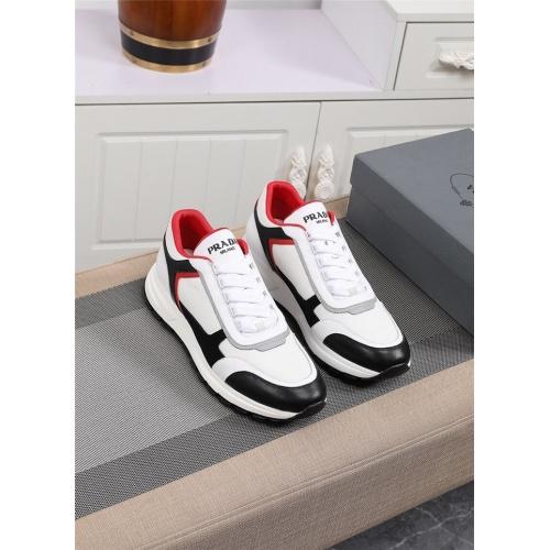 Prada Casual Shoes For Men #819764