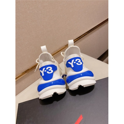 Replica Y-3 Casual Shoes For Men #819767 $85.00 USD for Wholesale