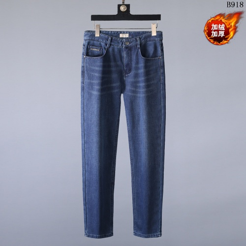 Burberry Jeans Trousers For Men #819813
