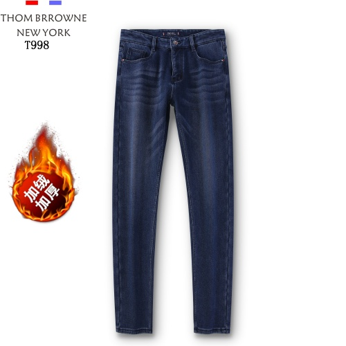 Thom Browne TB Jeans Trousers For Men #819818