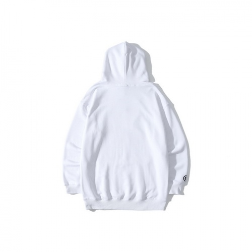 Replica Bape Hoodies Long Sleeved Hat For Men #819862 $42.00 USD for Wholesale