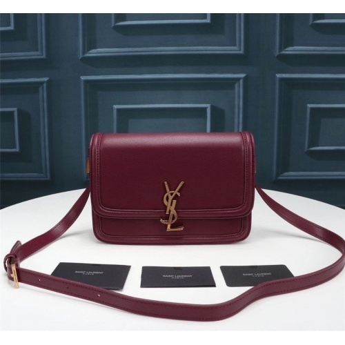 Yves Saint Laurent YSL AAA Quality Messenger Bags For Women #819919