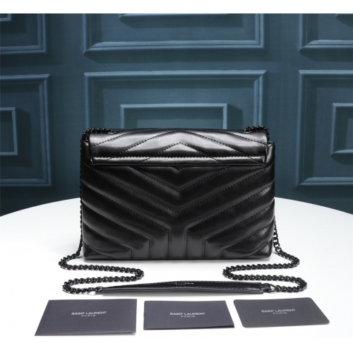 Replica Yves Saint Laurent YSL AAA Quality Messenger Bags For Women #819925 $108.00 USD for Wholesale