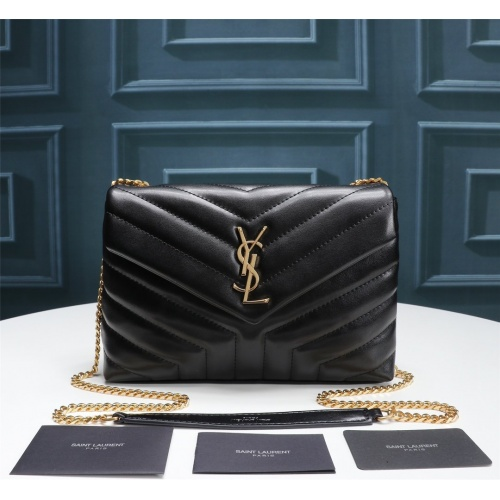 Yves Saint Laurent YSL AAA Quality Messenger Bags For Women #819926 $108.00 USD, Wholesale Replica Yves Saint Laurent YSL AAA Messenger Bags