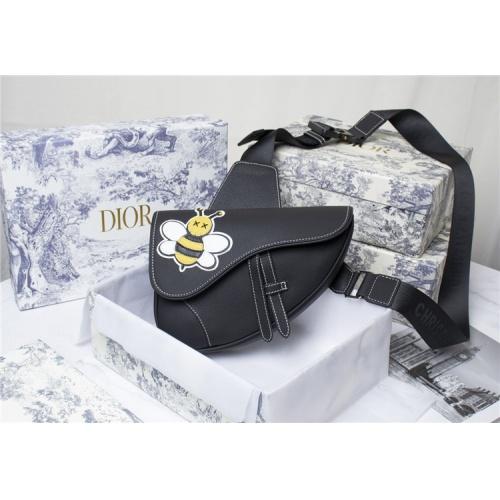 Christian Dior AAA Man Messenger Bags #819946 $101.00 USD, Wholesale Replica Christian Dior AAA Man Messenger Bags