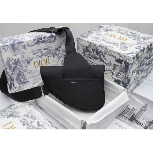 Replica Christian Dior AAA Man Messenger Bags #819948 $101.00 USD for Wholesale