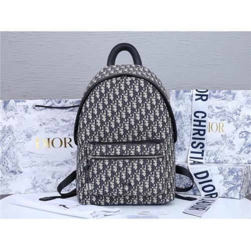 Christian Dior AAA Man Backpacks #819959