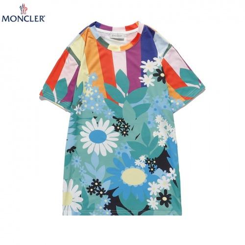 Moncler T-Shirts Short Sleeved O-Neck For Men #819995