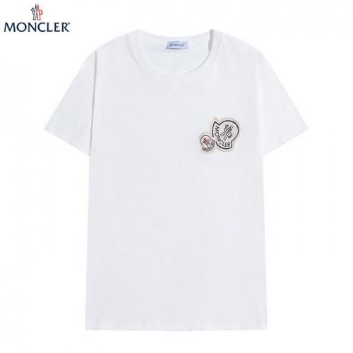 Moncler T-Shirts Short Sleeved O-Neck For Men #819996