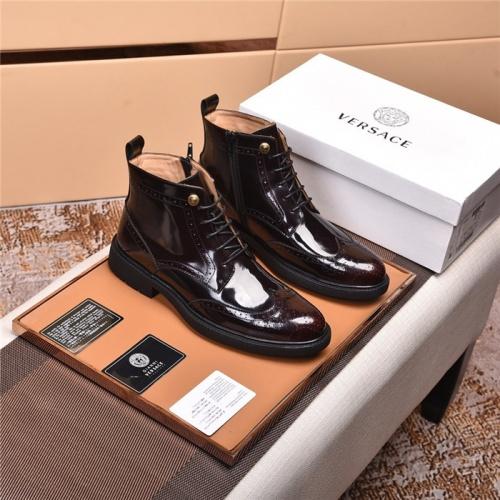 Versace Boots For Men #820059