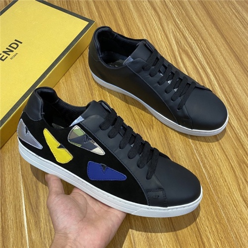 Fendi Casual Shoes For Men #820068