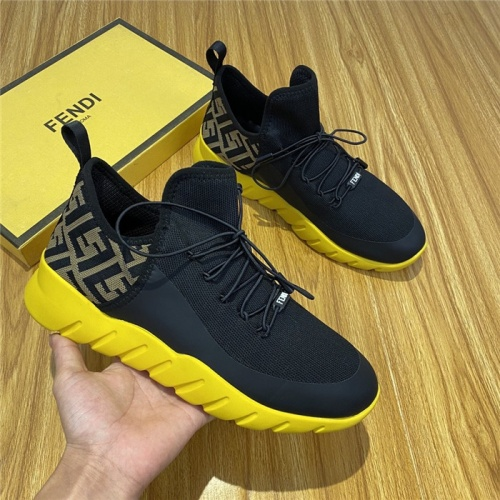 Fendi Casual Shoes For Men #820070
