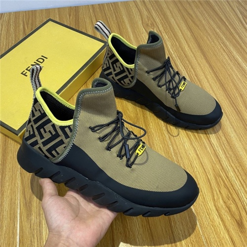 Fendi Casual Shoes For Men #820072