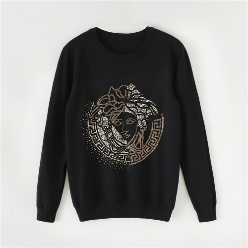 Versace Sweaters Long Sleeved O-Neck For Unisex #820138