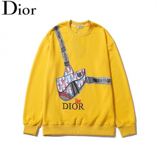Christian Dior Hoodies Long Sleeved O-Neck For Men #820176