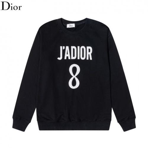 Christian Dior Hoodies Long Sleeved O-Neck For Men #820180