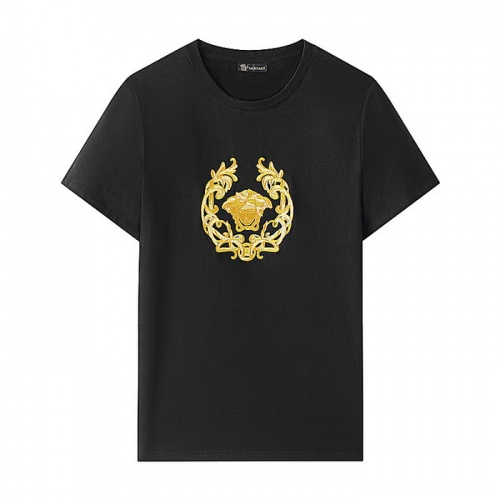 Versace T-Shirts Short Sleeved O-Neck For Men #820271