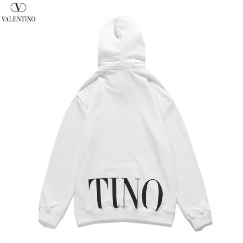 Replica Valentino Hoodies Long Sleeved Hat For Men #820277 $40.00 USD for Wholesale