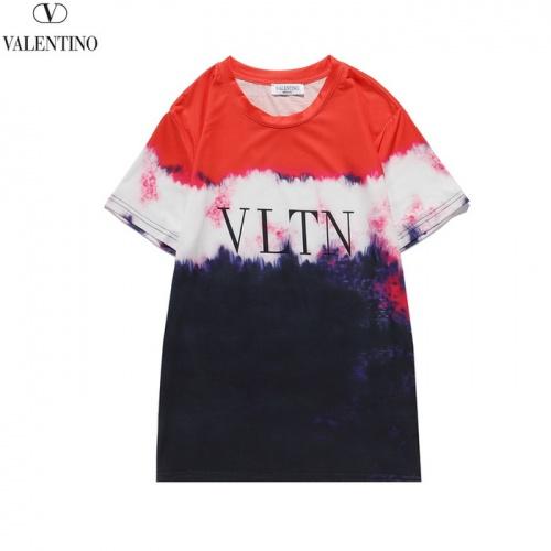 Valentino T-Shirts Short Sleeved O-Neck For Men #820279 $27.00, Wholesale Replica Valentino T-Shirts