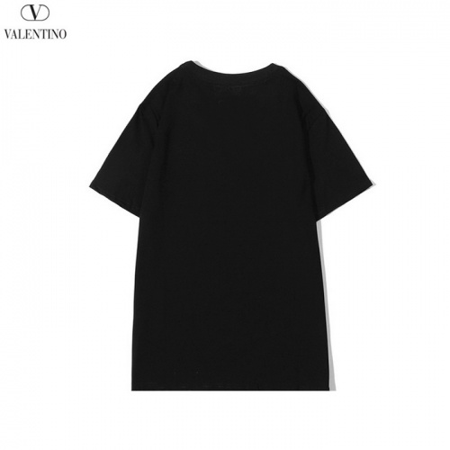 Replica Valentino T-Shirts Short Sleeved O-Neck For Men #820283 $27.00 USD for Wholesale