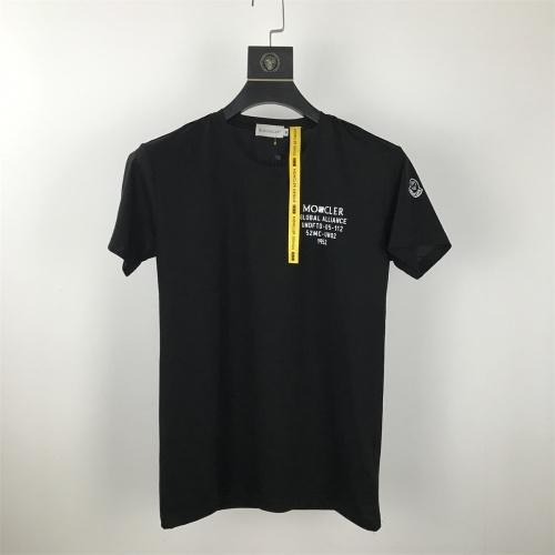 Moncler T-Shirts Short Sleeved O-Neck For Men #820318