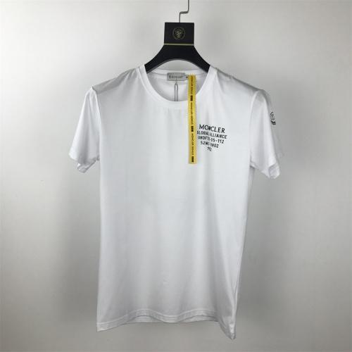 Moncler T-Shirts Short Sleeved O-Neck For Men #820320
