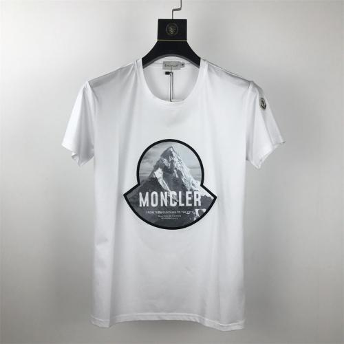 Moncler T-Shirts Short Sleeved O-Neck For Men #820324
