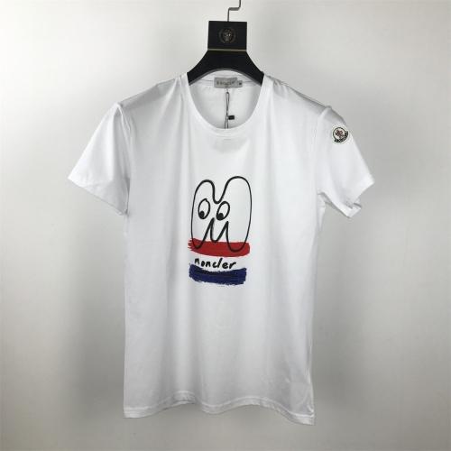 Moncler T-Shirts Short Sleeved O-Neck For Men #820327