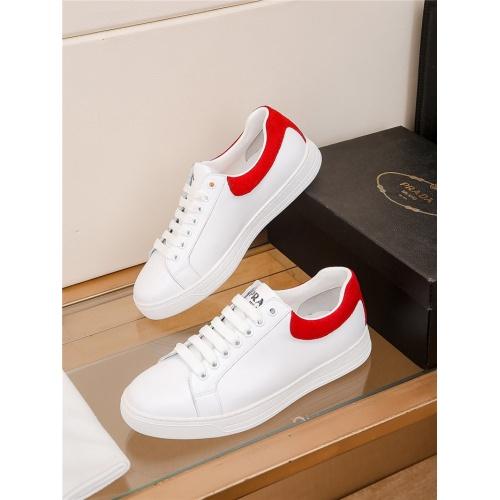 Prada Casual Shoes For Men #820339