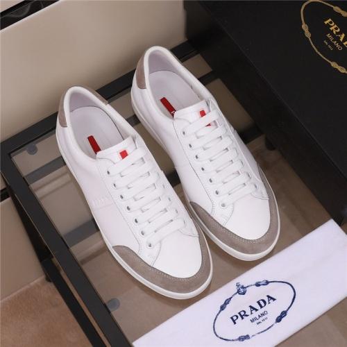 Prada Casual Shoes For Men #820341