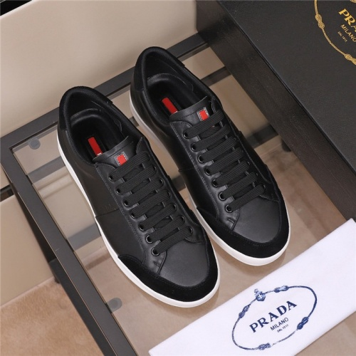 Prada Casual Shoes For Men #820342