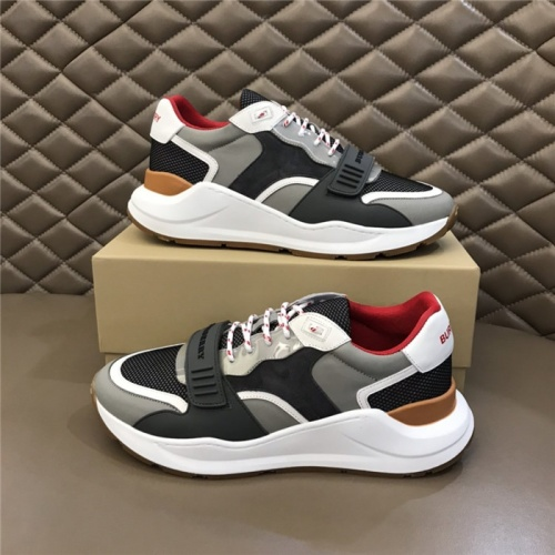 Burberry Casual Shoes For Men #820343