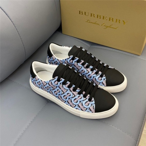 Burberry Casual Shoes For Men #820348