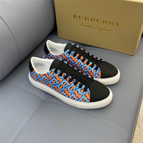 Burberry Casual Shoes For Men #820351