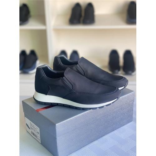 Prada Casual Shoes For Men #820359
