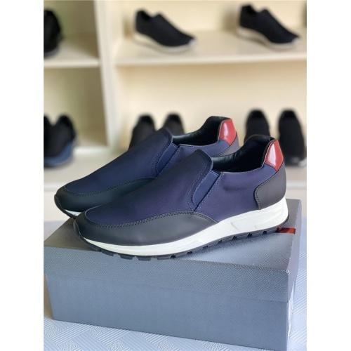 Prada Casual Shoes For Men #820360