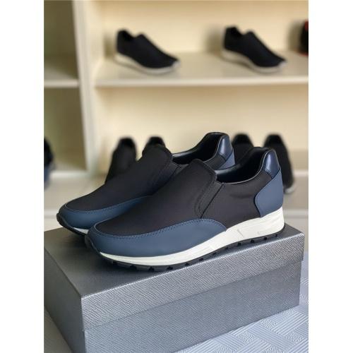 Prada Casual Shoes For Men #820361