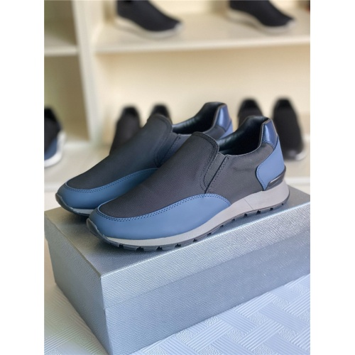Prada Casual Shoes For Men #820362