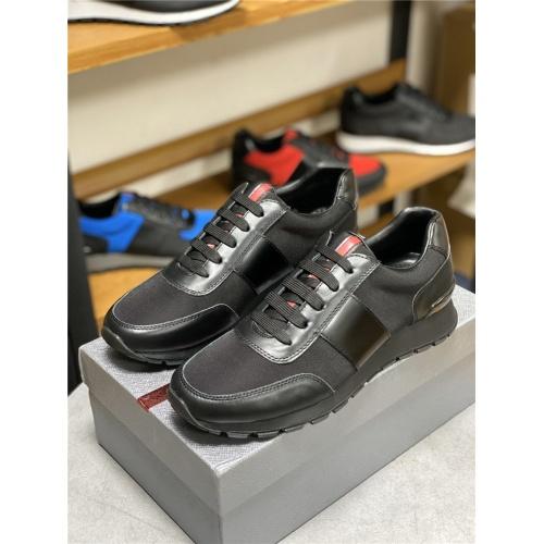 Prada Casual Shoes For Men #820363