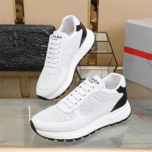 Prada Casual Shoes For Men #820402