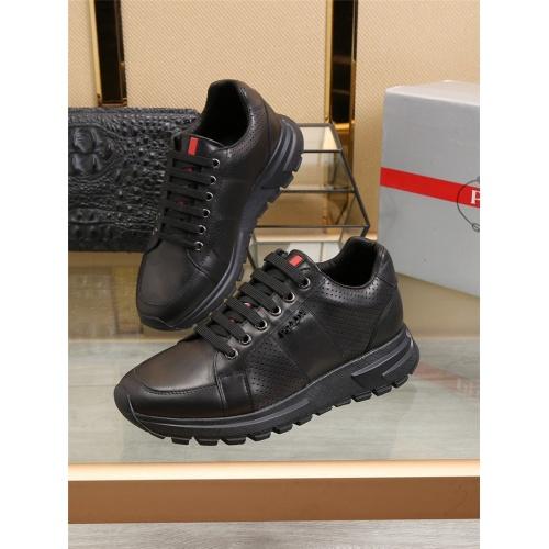 Prada Casual Shoes For Men #820403