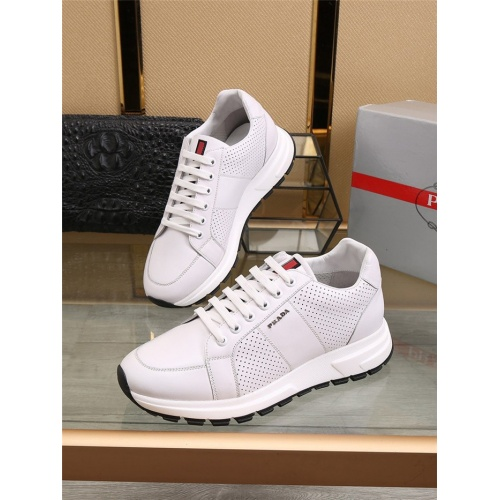 Prada Casual Shoes For Men #820404