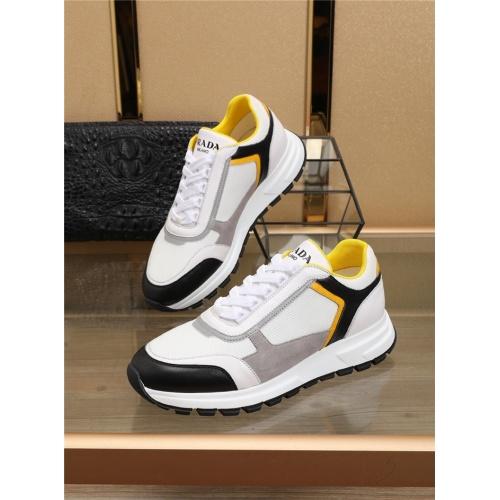 Prada Casual Shoes For Men #820405