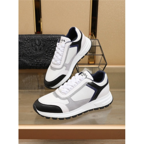 Prada Casual Shoes For Men #820407