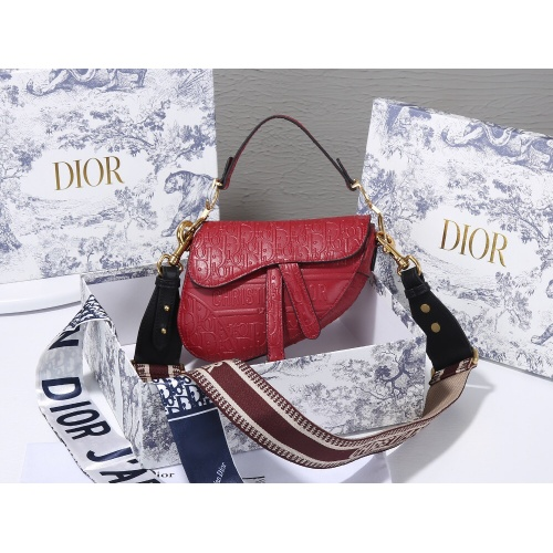 Christian Dior AAA Quality Messenger Bags For Women #820452 $112.00 USD, Wholesale Replica Christian Dior AAA Quality Messenger Bags