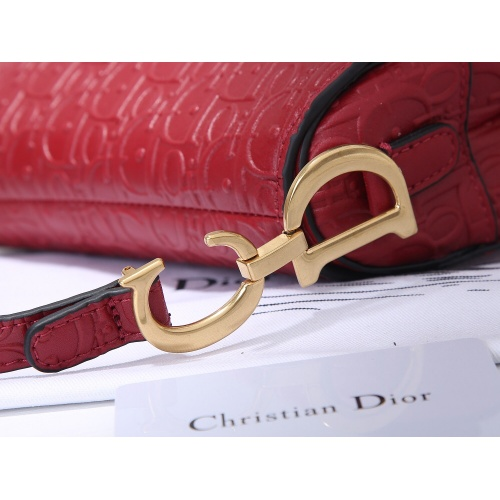Replica Christian Dior AAA Quality Messenger Bags For Women #820452 $112.00 USD for Wholesale