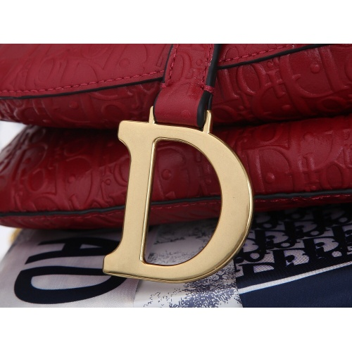 Replica Christian Dior AAA Quality Messenger Bags For Women #820457 $115.00 USD for Wholesale